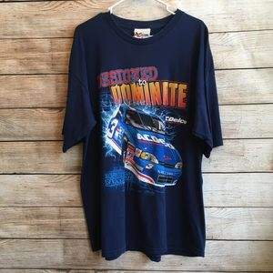 CHASE AUTHENTICS DALE EARNHARDT JR GRAPHIC T-SHIRT